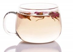 女性喝玫瑰花茶有什么好处?